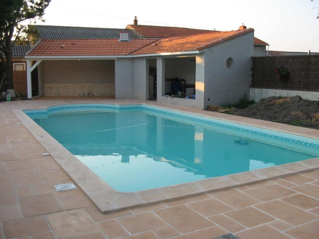 Maintenance of private and public swimming pools for Fourniture pour piscine